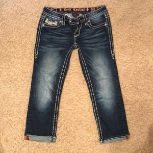 Repack Revival Cropped Jeans